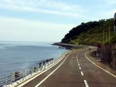 知床斜里からウトロへの道.jpg