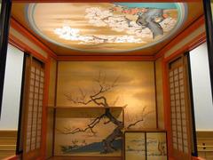 香川県立ミュージアム・飛龍丸の御座の間・天井絵.jpg