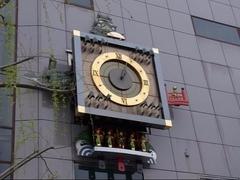 高知市街地・からくり時計4.JPG