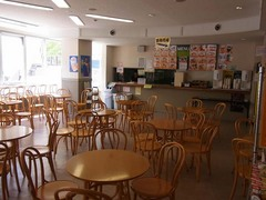 黒部ダム・レストハウス2階レストラン.jpg