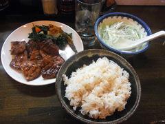 20130805仙台/仙臺牛たん貴/牛タン焼き定食1800円.jpg