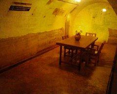 海軍壕・司令室