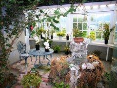 旧グラバー邸温室