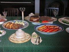 旧グラバー邸晩餐