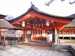 厳島神社・入口