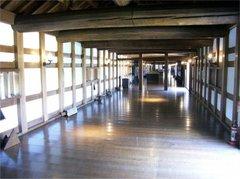 広島城多聞櫓内部