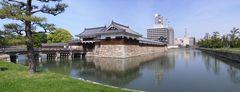 広島城二ノ丸堀