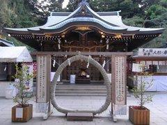 江ノ島神社・辺津宮