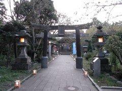 江ノ島神社・奧津宮