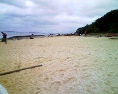 星砂の浜・浜
