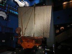 船の科学館樽廻船