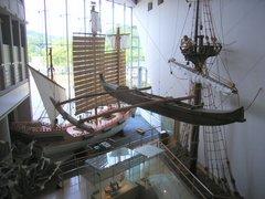 船の展示館全景2