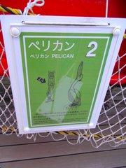 日本丸・動物説明パネル
