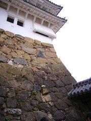姫路城・姥が石1