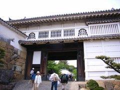 姫路城・菱の門