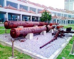 平和祈念公園・魚雷