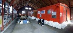 ノシャップ岬・南極越冬資料展示コーナー・内部.jpg