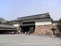 二条城・東大手門と番所.jpg