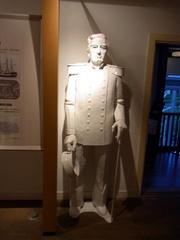 函館・旧イギリス領事館・ペリー像.jpg