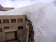 室堂・ターミナルに覆い被さる雪.jpg