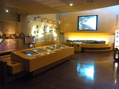 室堂・立山自然保護センター・2F展示室1.jpg