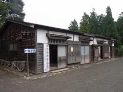 松前藩屋敷・長屋.jpg