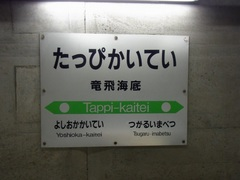 竜飛海底駅・駅名表示.jpg
