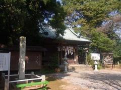 金山城・本丸・新田神社.jpg
