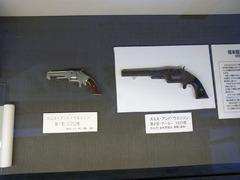 龍馬歴史館・スミスアンドウエッソン.jpg
